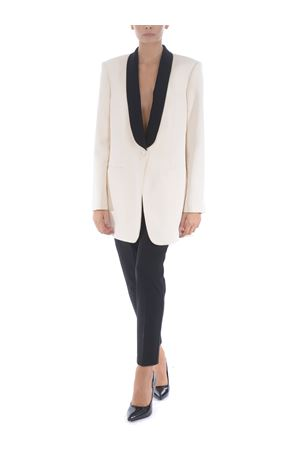 Long Philosophy by Lorenzo Serafini jacket in viscose sablé PHILOSOPHY | 3 | A05145722-3