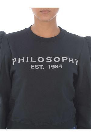 <br>Philosophy by Lorenzo Serafini cotton sweatshirt