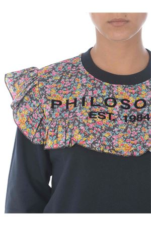 Philosophy by Lorenzo Serafini cotton sweatshirt PHILOSOPHY | 10000005 | J17035747-509