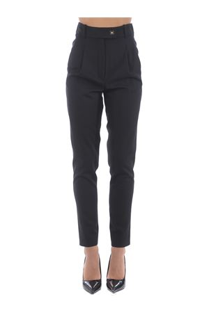 Pantaloni Pinko cefeo in gabardina di lana stretch PINKO | 9 | 1B14NJ-6116Z99