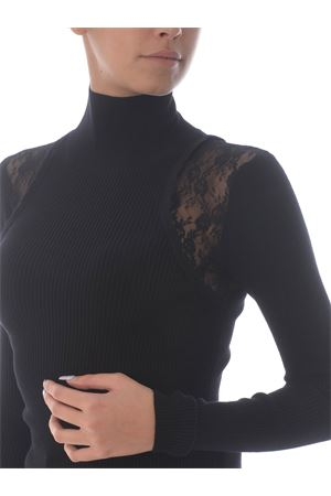 Pinko Islanda sweater in stretch viscose PINKO | 7 | 1G156G-Y6F9Z99