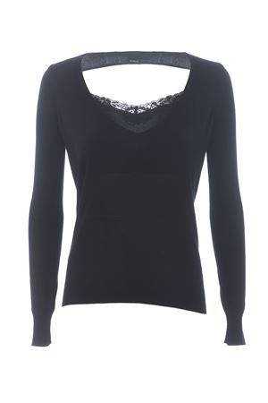 Pinko Burkina sweater in viscose blend PINKO | 7 | 1G1575-Y6D2Z99