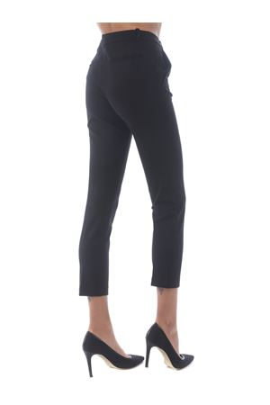Pinko Bello 88 cropped trousers in viscose blend. PINKO | 9 | 1G158N-1739Z99