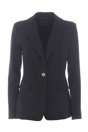 Pinko Signum 9 blazer in fabric stitched viscose PINKO | 3 | 1G158Q-1739Z99