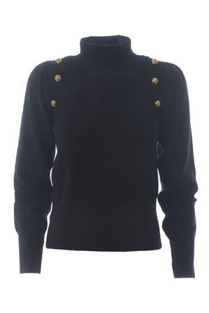 Pinko Venezuela sweater in wool blend yarn PINKO | 7 | 1G15L6-Y6K6Z99