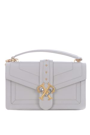 Pinko Double P bag in brushed leather. PINKO | 31 | 1P21SB-Y6JDI21