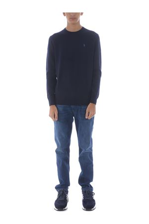 Maglia Polo Ralph Lauren in lana merino POLO RALPH LAUREN | 7 | 667378004