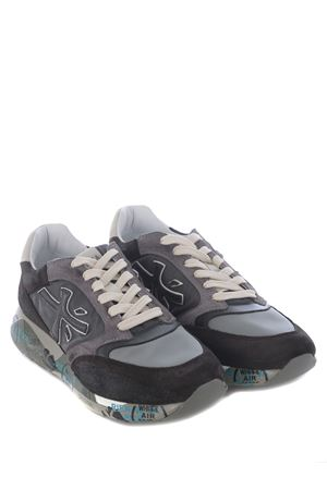 Premiata sneakers in suede and nylon mesh PREMIATA | 5032245 | ZACZAC3547