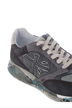 Sneakers Premiata in pelle scamosciata e nylon mesh PREMIATA | 5032245 | ZACZAC3547