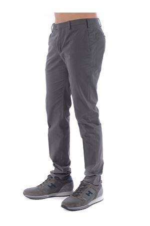 PT01 trousers in cotton and silk blend PT01 | 9 | CPKSZEZ00MOBBB28-0250