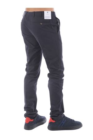 PT01 trousers in cotton and silk blend PT01 | 9 | CPKSZEZ00MOBBB28-0360
