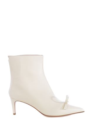 Red Valentino leather ankle boot RED VALENTINO | 76 | UQ2S0C59TPBA03