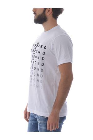 Richmond Genna cotton T-shirt RICHMOND | 8 | RMA20077TSWHITE