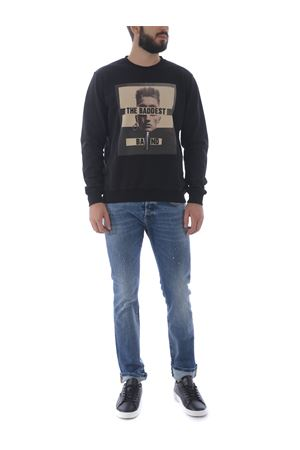 Richmond Zaga cotton sweatshirt RICHMOND | 10000005 | RMA20081FEBLACK