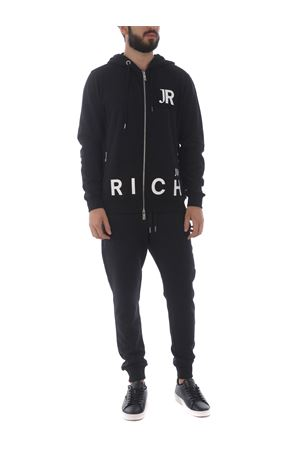 Richmond Herzog cotton sweatshirt RICHMOND | 10000005 | RMA20084FEBLACK