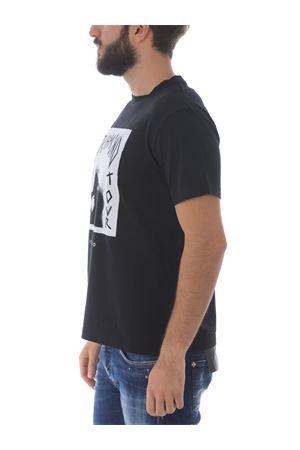 T-Shirt Richmond Malins in cotone RICHMOND | 8 | RMA20125TSBLACK
