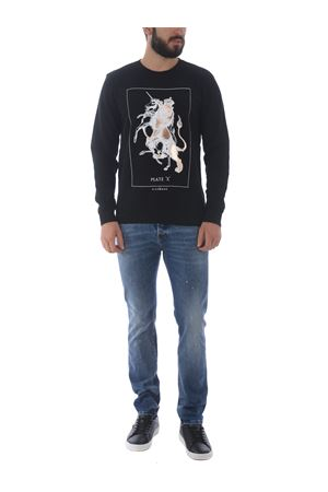 Richmond Vinson cotton sweatshirt RICHMOND | 10000005 | RMA20130FEBLACK