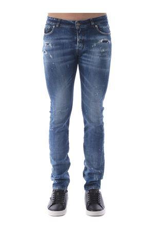 Jeans Richmond Raupeu in cotone stretch RICHMOND | 24 | RMA20225JEBLUE MEDIUM