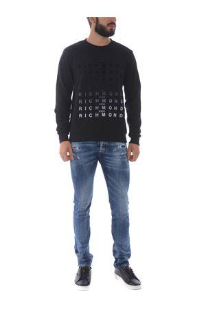 Richmond Raupeu jeans in stretch cotton RICHMOND | 24 | RMA20225JEBLUE MEDIUM