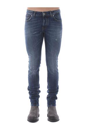 Richmond Rucker jeans in stretch cotton RICHMOND | 24 | RMA20226JEBLUE DENIM