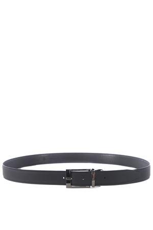 Richmond Katowice reversible leather belt RICHMOND | 22 | RMA20306CIBLACK