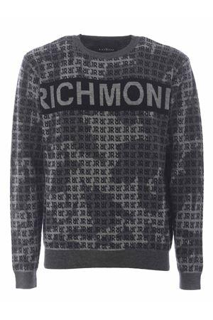 Maglione Richmond Krim in lana RICHMOND | 7 | RMA20311MABLACK