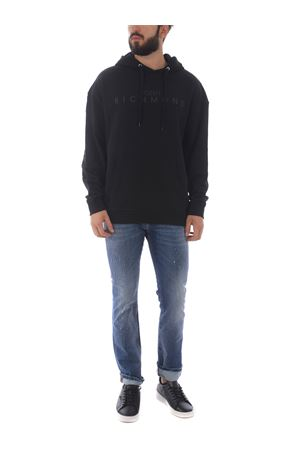 Richmond Cevedale cotton sweatshirt RICHMOND | 10000005 | RMA20342FEBLACK