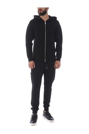 Richmond Imasio sweatshirt in neoprene RICHMOND | 10000005 | RMA20343FEBLACK