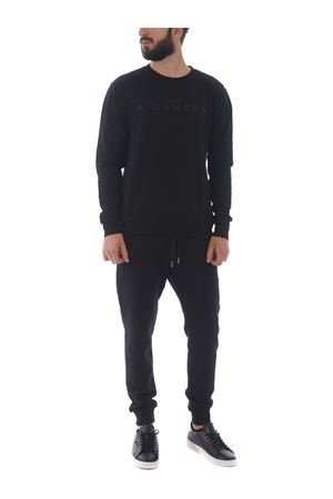 Richmond Felcin cotton sweatshirt RICHMOND | 10000005 | RMA20344FEBLACK