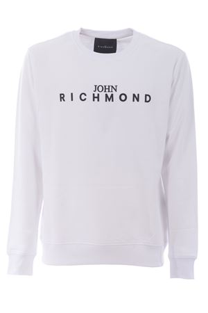 Richmond Felcin cotton sweatshirt RICHMOND | 10000005 | RMA20344FEWHITE