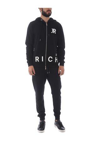 Pantaloni sportivi Richmond Ciallo in cotone RICHMOND | 9 | RMA20346PABLACK