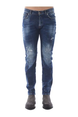 Richmond Jully jeans in stretch cotton RICHMOND | 24 | RMA20358JEBLUE MEDIUM