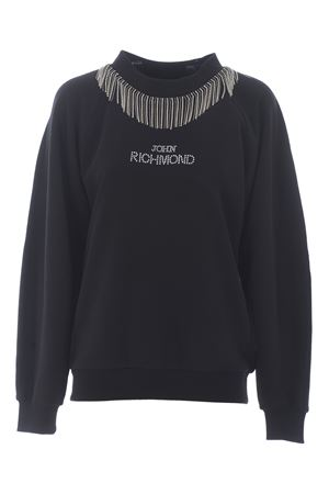 Richmond Bersaio cotton sweatshirt RICHMOND | 10000005 | RWA20185FEBLACK