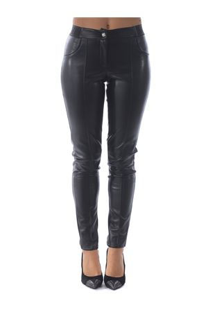 Richmond Merteneco-leather trousers RICHMOND | 9 | RWA20234PABLACK