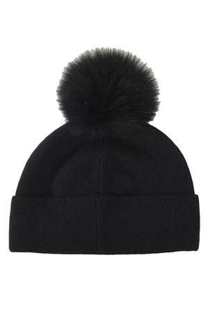 Richmond Arcosu beanie in wool and cashmere blend RICHMOND | 26 | RWA20375HABLACK