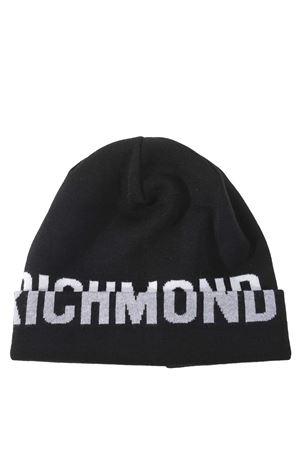 Richmond Argentella wool blend beanie RICHMOND | 26 | RWA20378HABLACK
