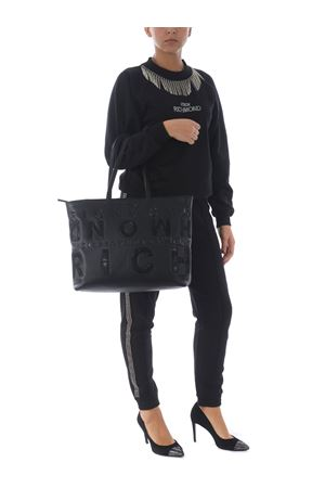 Richmond Geberga bag in eco-leather RICHMOND | 31 | RWA20401BOBLACK
