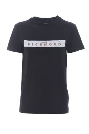 Richmond Bellagarda cotton T-shirt RICHMOND | 8 | RWA20518TSBLACK