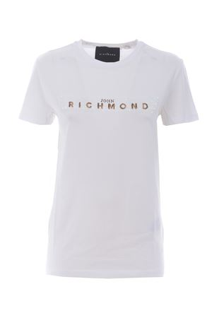 Richmond Bellagarda cotton T-shirt RICHMOND | 8 | RWA20518TSWHITE