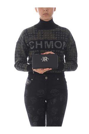 Richmond Gijion wallet in eco-leather RICHMOND | 63 | RWA20606PFBLACK