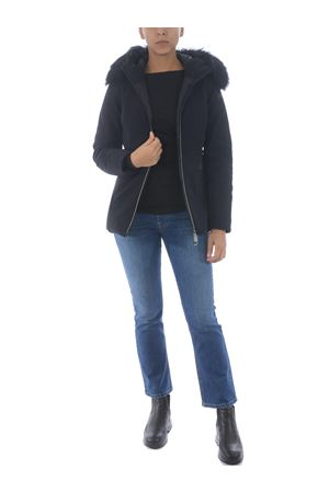 RRD winter storm lady fur down jacket in stretch technical fabric RRD | 783955909 | W20500FT10