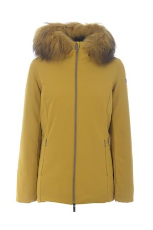 RRD winter storm lady fur down jacket in stretch technical fabric RRD | 783955909 | W20500FT31