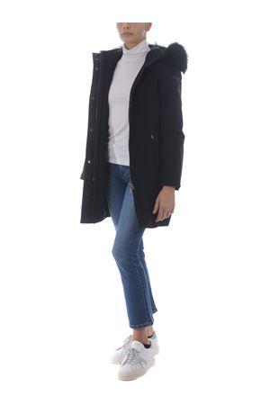 Giaccone RRD winter long lady fur in tessuto tecnico stretch RRD | 18 | W20501FT10