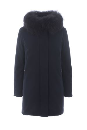 Giaccone RRD winter trench lady fur in tessuto tecnico stretch RRD | 18 | W20502FT60