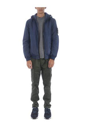Stone Island jacket garment dyed crinkle reps ny with PrimaLoft-Tc in nylon reps STONE ISLAND | 13 | 40423V0028