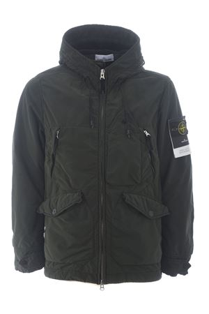 Stone Island jacket in Japanese microfiber David Light-TC STONE ISLAND | 13 | 40931V0059