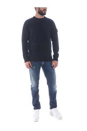 Stone Island sweater in wool blend STONE ISLAND | 7 | 505A3V0020