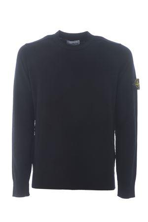 Stone Island sweater in stretch wool yarn STONE ISLAND | 7 | 511A1V0029