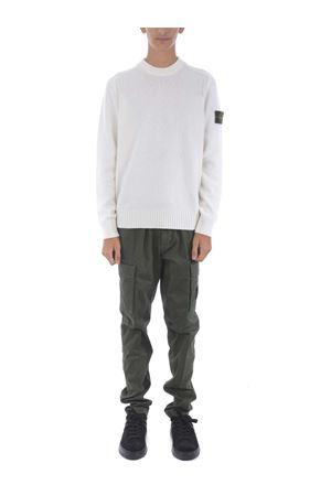 Stone Island sweater in wool blend.  STONE ISLAND | 7 | 552A3V0099