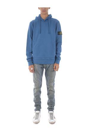 Stone Island sweatshirt in cotton. STONE ISLAND | 10000005 | 64120V0043